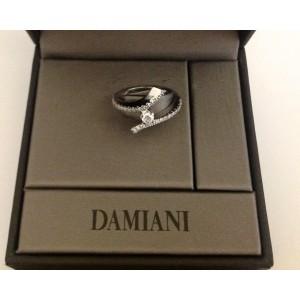 Кольцо Дамиани с золотом ибриллиантами   - 18kt