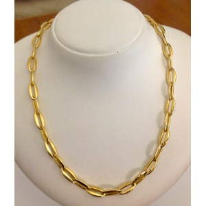 18kt Solid Gold Necklace - gr. 31