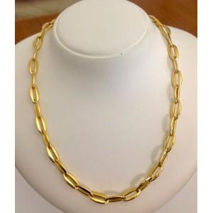 Ожерелье из жёлтого золота -18 кт - gr. 31