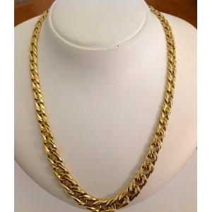 Ожерелье из жёлтого золота -18 кт- gr. 30