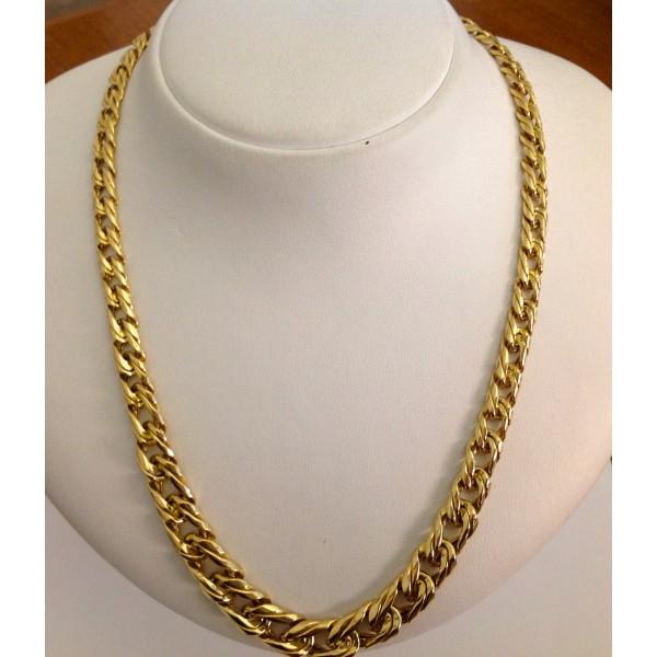 collier in oro giallo