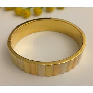 18kt Solid Gold Vintage Bracelet - gr. 34.77