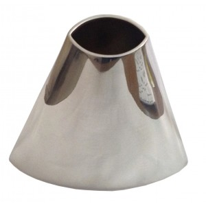 925 Sterling Silver Vase