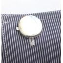Copri Bottoni in argento massiccio 925 millesimi
