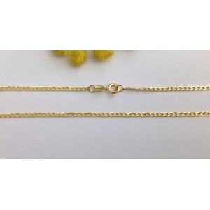 18kt Solid Gold Unisex Chain- gr. 3.34