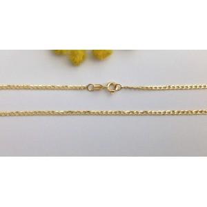 Catena Unisex in oro giallo 18kt - gr. 3.34