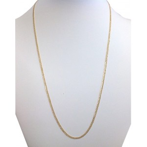 18kt Solid Gold Unisex Chain - gr. 4.27