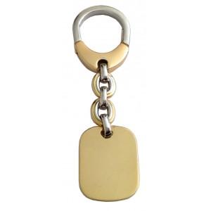 18kt Solid Gold Keychain - gr. 13.48