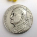 Medaglione Papa Giovanni XXIII°
