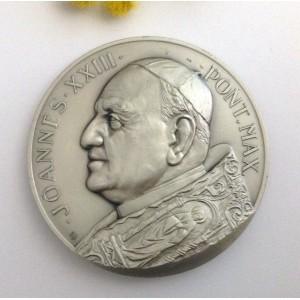 Medallion in memory of Saint  Pope John XXIII°