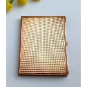 18kt Solid Gold Vintage Picture Frame - gr. 37.94