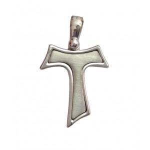 925 Sterling Silver Tao Cross