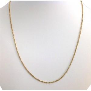 18kt Solid Unisex Rolò Gold Chain - gr. 7.89