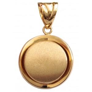 """Ciondolo """" Cappello """" in oro giallo 18kt - gr. 4.3"""