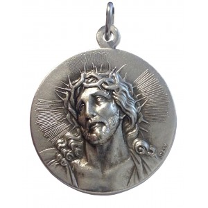 "Holy Face of Christ "" Ecce Homo "" Medal"
