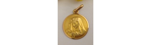 Gold Religious Medals