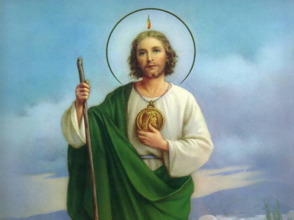 San Giuda Taddeo il Patrono delle cause perse